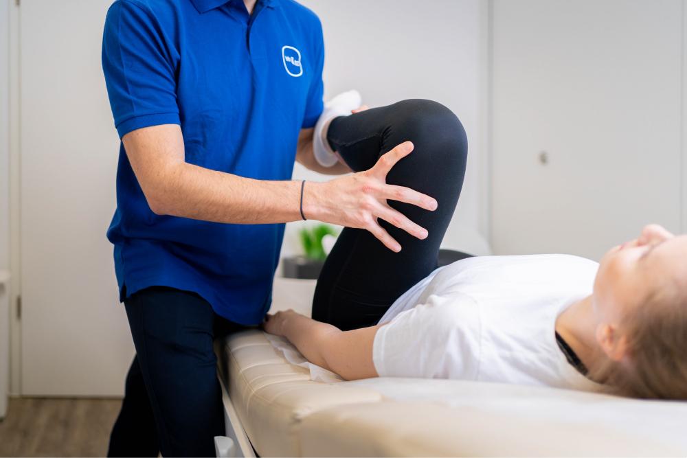 Manuelle Therapie Physiotherapie Düsseldorf